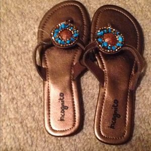 Women's really cool sandals by Incognito size 7